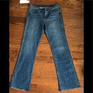 NWT Calvin Klein Modern Boot Jeans Sz 30/10 x 32.5